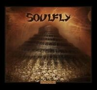 """SOULFLY """"CONQUER"""" CD+DVD LIMITED EDITION NEU"""