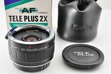 [TOP MINT!!] Kenko Teleplus MC7 C-AF1 2x Teleconverter for Canon EOS Digital SLR