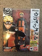 Naruto Shippuden Naruto Sage Mode S.H. Figuarts Action Figure Bandai Tamashii