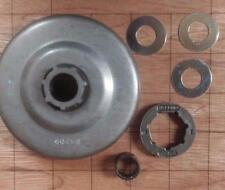 new Clutch Drum SPROCKET w/bearing MCCULLOCH PRO MAC 10-10 850 805 700 55 60 70