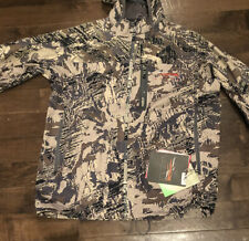 Sitka Gear Timberline Jacket - Optifade Open Country Camo, Size Large, New