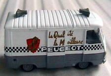 PEUGEOT J7 ASSISTANCE TOUR DE FRANCE 1966 NOREV EDITION ATLAS 1/43