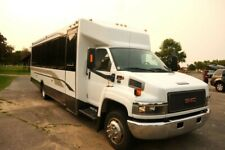 2006 GMC 5500 Diesel Federal Limo Coach shuttle Bus Limousine SUV Looks Great