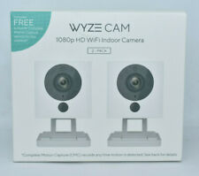 NEW Wyze Cam V2 (2 Pack) 1080p HD Wi-Fi Indoor Smart Home Camera - Sealed