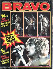 BRAVO Nr. 46 - 8.Nov. 1972 ★ Rod Stewart,Atlantis,Can,Katja Epstein,Elvis
