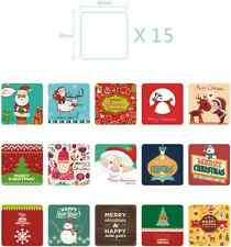 38PCS  XMAS adhesive Stickers/Sealing Stickers/decorative Stickers/Gift Stickers