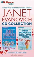Janet Evanovich CD Collection : Full Bloom, Full Scoop by Charlotte Hughes and