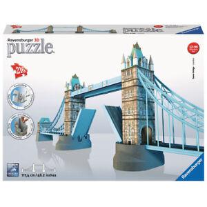 Ravensburger 3D Puzzle Tower Bridge of London 216 Piece Length 117cm Ages 12+