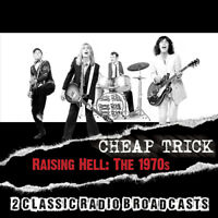 Cheap Trick : Raising Hell: The 1970s CD 4 discs (2015) ***NEW*** Amazing Value