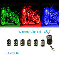 LED Body Glow Neon Accent Lights Pod Kit For Golf Cart EZGO CLUB CAR And YAMAHA