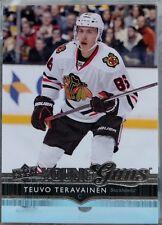 TEUVO TERAVAINEN  2014-15 Upper Deck Hockey Young Guns Rookie Card
