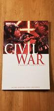 CIVIL WAR BY MILLER & MCNIVEN~ MARVEL TPB SPIDER-MAN CAPTAIN AMERICA