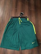0724dc98c008 Nike Men s Monster Mesh Training Shorts Green Small 613597 346 New With Tags