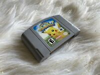 Hey You Pikachu (Nintendo 64 N64 Game) Cartridge Only Authentic Tested Free Ship