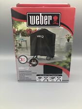 BBQ Grill Cover Barbecue Gas Grill Cover For Weber Q1000 Q2000 Series Gas Patio`