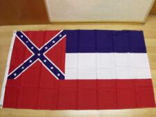 Fahne Flagge Mississippi - 90 x 150 cm