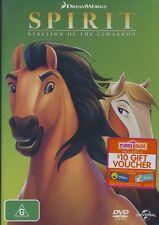 Spirit - Stallion of the Cimarron dvd brand new