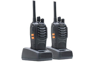 Coppia walkie talkie ricetrasmittente portatile con cuffie 16 canali PNIR40 Pro