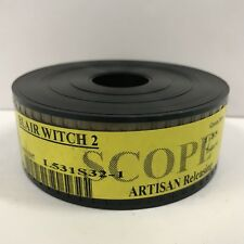 The Blair Witch Project 2 - Scope - Teaser - 35mm Movie Theater Trailer #2