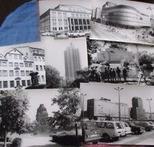 Leipzig PGH Film und Bild Werner Hoffmann 12 SW Fotographien 18x24 cm 60er/70 er