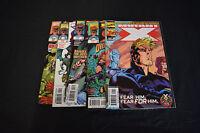 Mutant X Comic Lot 5 Books 1 2 3 4 5 NM X-Men Wolverine Spider-Man