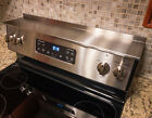"""30"""" x 5"""" Deep  Stainless Steel Magnetic Mount Kitchen Stove Spice Shelf photo"""