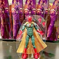 VISION from Toys R Us TRU 2 pack Marvel Legends -no Scarlet Witch Wandavision
