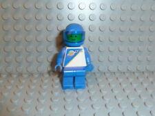 LEGO® Space Classic 2x Futuron Figur mit Airtank blau sp014 6990 6828 6703 K463