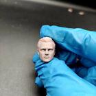 "1/12 Scale Inception Leonardo DiCaprio Head Sculpt Unpainted Fit 6"" ML Figure"