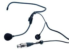 Clear-Com CC27,Headset, Wrap around Headset w/Mic , 4-pin XLR , CC-27