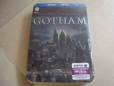GOTHAM 1st season BLU-RAY +UV NEW&SEALED LIMITED TIN Media Markt exclusive