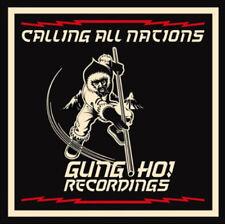 Calling All Nations Various Artists Gung Ho! Recordings new 2CD 2008 GusGus