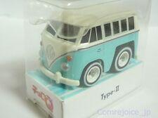 CHORO Q TOMY TYPE-II VW VOLKSWAGEN VAN SAMBA CLASSICAL BUS No for Sale Rare F/S