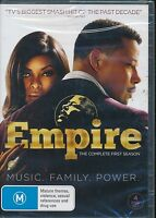 Empire The Complete First Season DVD NEW Region 4 Terrence Howard