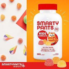 SmartyPants Kids Complete Multi-Vitamin, 180 Gummies