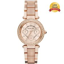 Michael Kors MK6110 Womens Watch - Rose Gold Mini