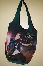 JUSTIN BIEBER SWAGGY swag TOTE BAG VIP members only reversable with card