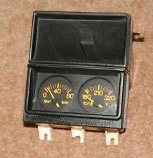 Lancia Delta Integrale oil pressure / temperature gauges - Good condition