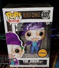 Funko Pop Heroes Batman (337) The Joker W/Hat Chase Vinyl Figure