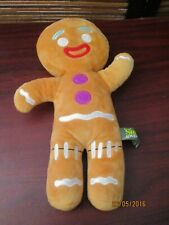 Shrek Adventure Gingerbread Man Soft Toy Plush