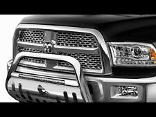 Black Horse 15-18 GMC CANYON Stainless Beacon LED Bull Bar Bumper Guard BE-GMCOS