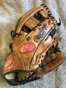 """Rawlings Heart of the Hide, PRO-BB11, 11"""", Single Post, Rare Glove"""