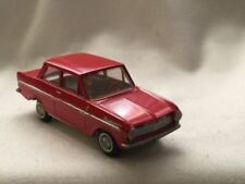 TEKNO DENMARK OPEL KADETT - 724 with spare wheel Red In Original Mint Condition