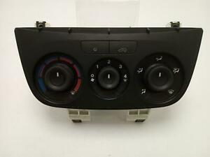 2017 VAUXHALL COMBO D 95510823 HEATER CLIMATE CONTROL PANEL AC