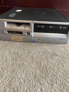 HP COMPAQ D530 SFF 2GB RAM 80GB HDD 512MB VIDEO CARD 3.5 INCH FLOPPY DISK