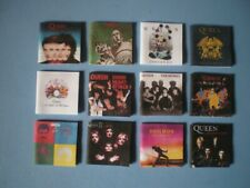 Dolls House miniatures - Music albums - QUEEN