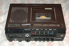 Marantz Superscope C-205 Professional Cassette Recorder for Parts/Repair