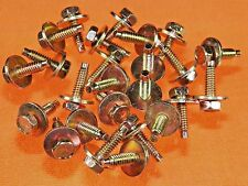 "Mopar Body Bolts 1/4-20 x 15/16"" Dogpoint (25 Pk) #1356"