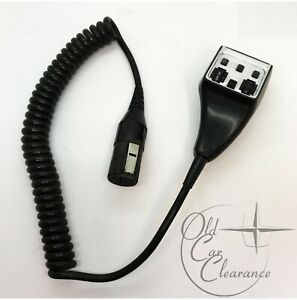 1978-1979 Lincoln Mark V CB Mike Handset  (D84Y18B804A)