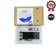 NEW Intel X540-T2 10G Dual RJ45 Ports PCI-E Ethernet Network Adapter NEW CHIP US